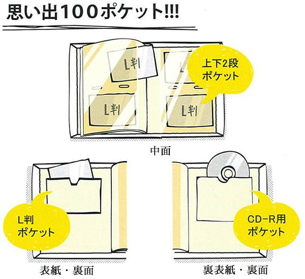 Hallmark ホールマーク Disney(ディズニー) 100枚アルバム(セイチーズ!) プーさん 3セット EAL-700-935「NET Asahi」