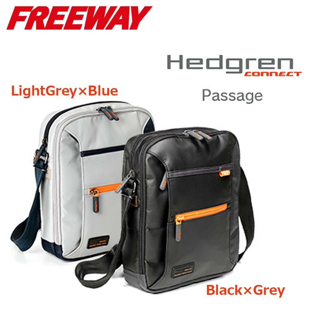 Hedgren(ヘデグレン) Passage ショルダーバッグ 10インチタブレット対応 3.8L HCCRS02「通販百貨 Happy Puppy」