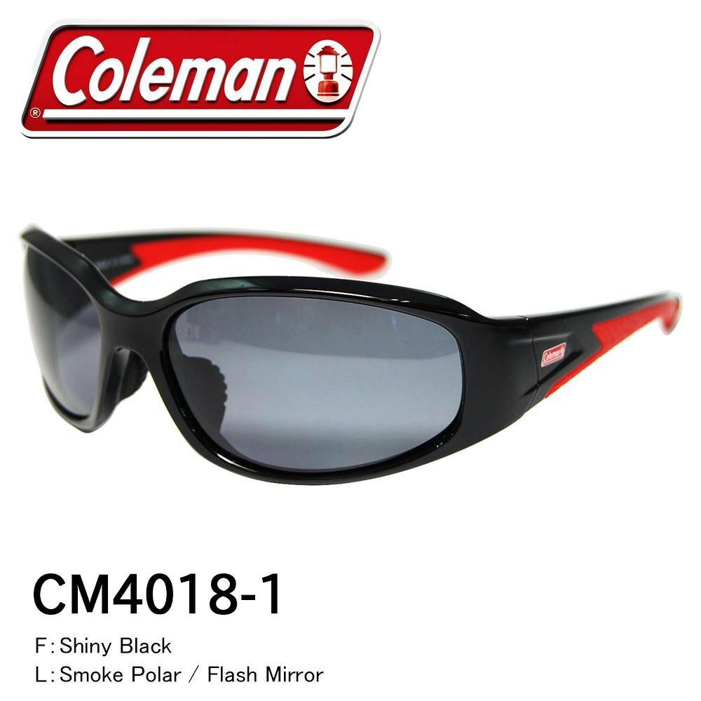 Coleman コールマン ファッショングラス CM4018-1「通販百貨 Happy Puppy」