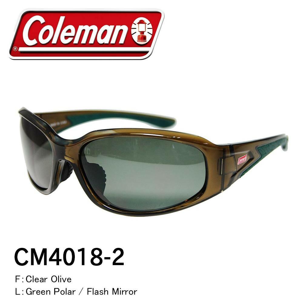 Coleman コールマン ファッショングラス CM4018-2「通販百貨 Happy Puppy」