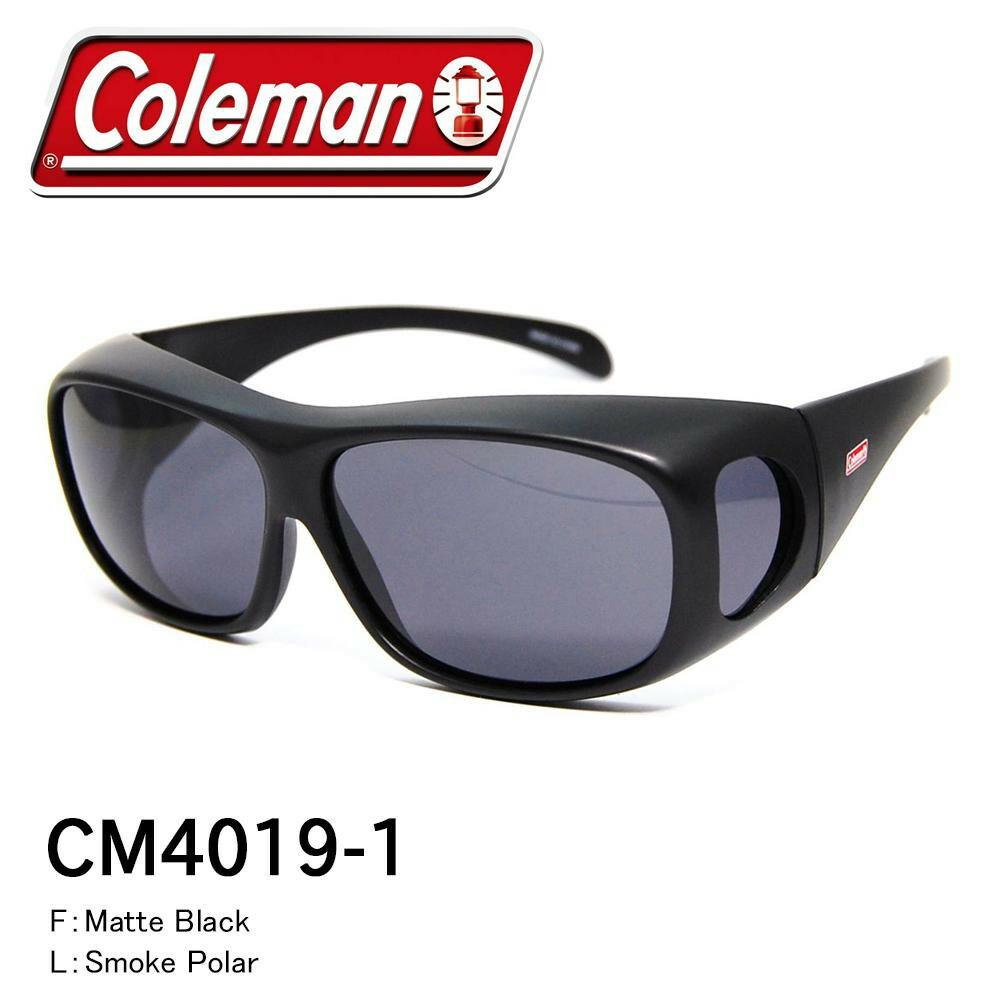 Coleman コールマン ファッショングラス CM4019-1「通販百貨 Happy Puppy」