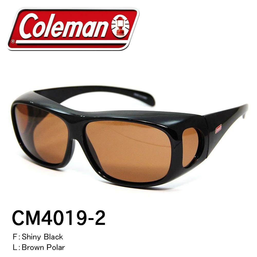 Coleman コールマン ファッショングラス CM4019-2「通販百貨 Happy Puppy」