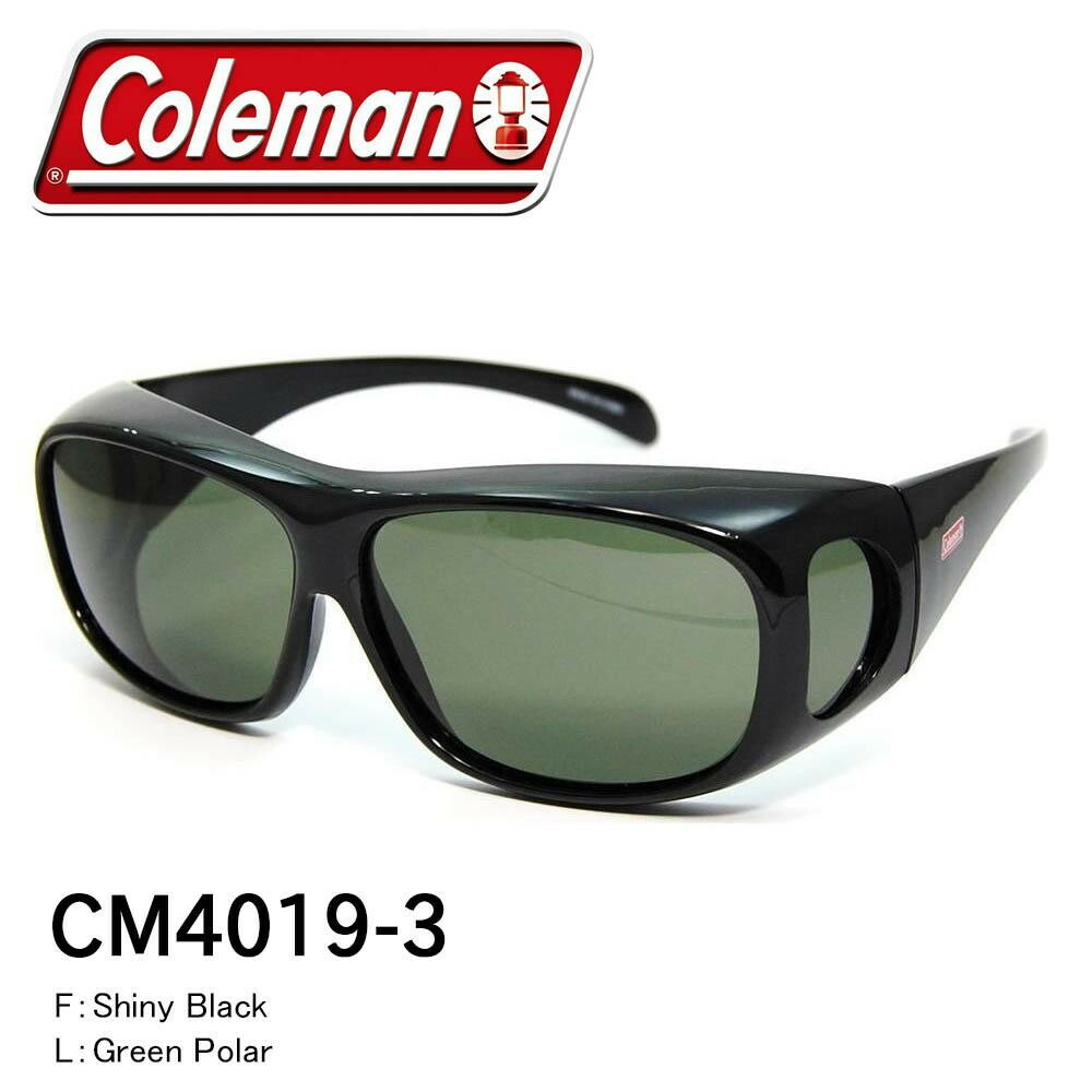 Coleman コールマン ファッショングラス CM4019-3「通販百貨 Happy Puppy」
