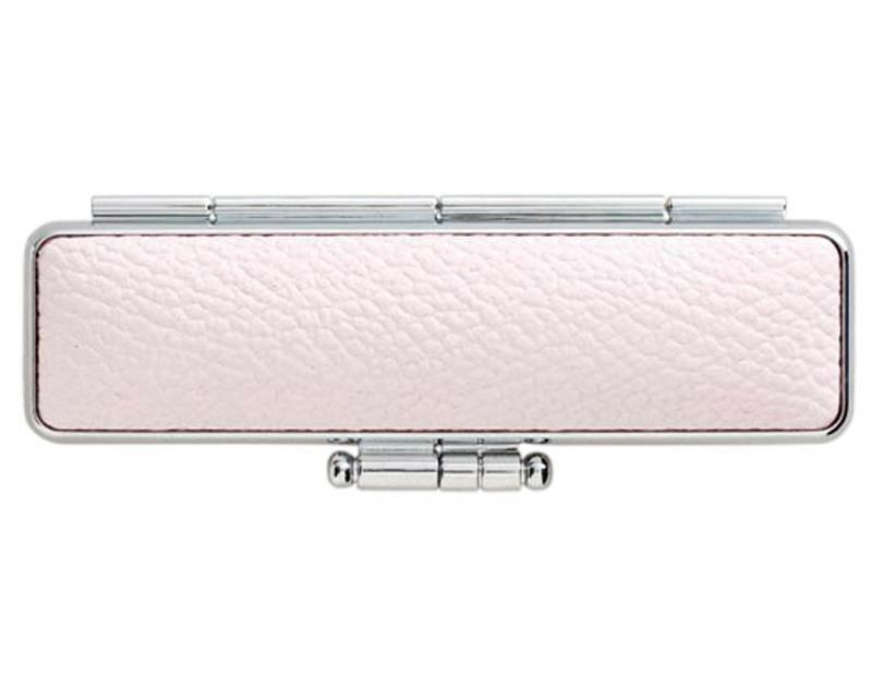 印鑑ケース PLカラーもみ 12×60用 ピンク CA-P1205「NET Asahi」