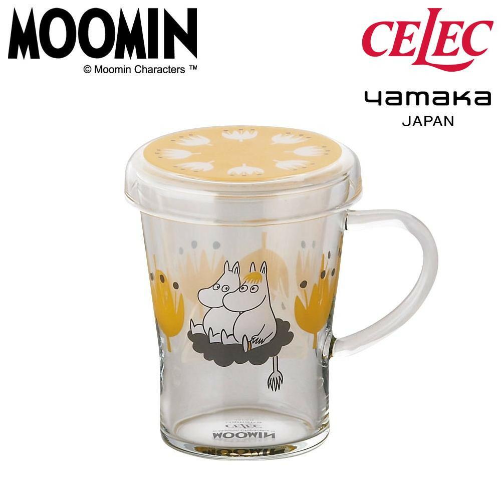 MOOMIN ムーミン セレック チャミエルティーメイト(イエロー) MM1001-GT57「通販百貨 Happy Puppy」