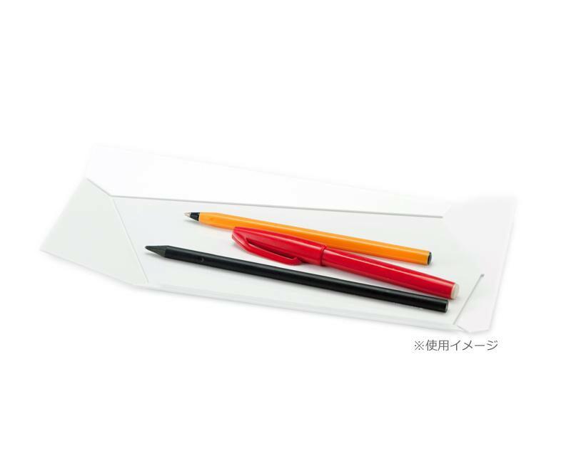 Oyster ペントレイ Lサイズ ホワイト「NET Asahi」