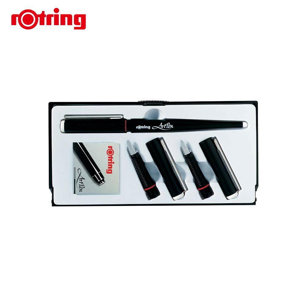 ロットリング アートペン カリグラフィ用 3本セット S0205870「NET Asahi」