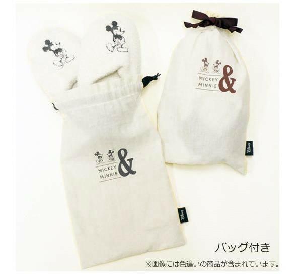 ディズニーコレクション cream magic ルームシューズ 23-24.5cm MINNIE・ミニー 50031-02「通販百貨 Happy Puppy」