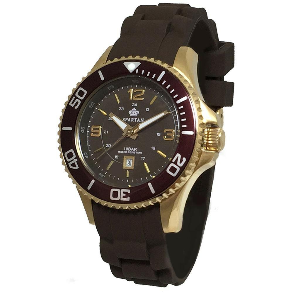 アナログ腕時計 SR-AL071-GD「通販百貨 Happy Puppy」