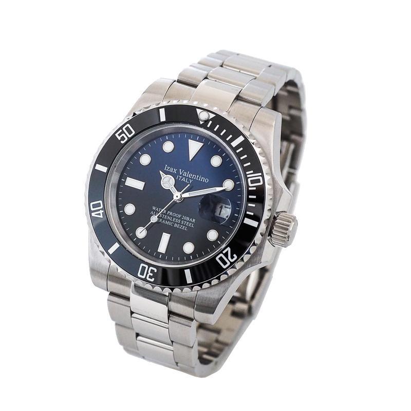 アイザックバレンチノ Izax Valentino 腕時計 IVG-9000-2「通販百貨 Happy Puppy」