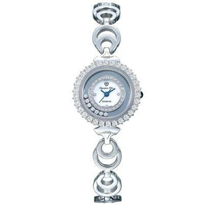 OLYMPIA STAR(オリンピア スター) レディース 腕時計 OP-28018DLW-3「通販百貨 Happy Puppy」