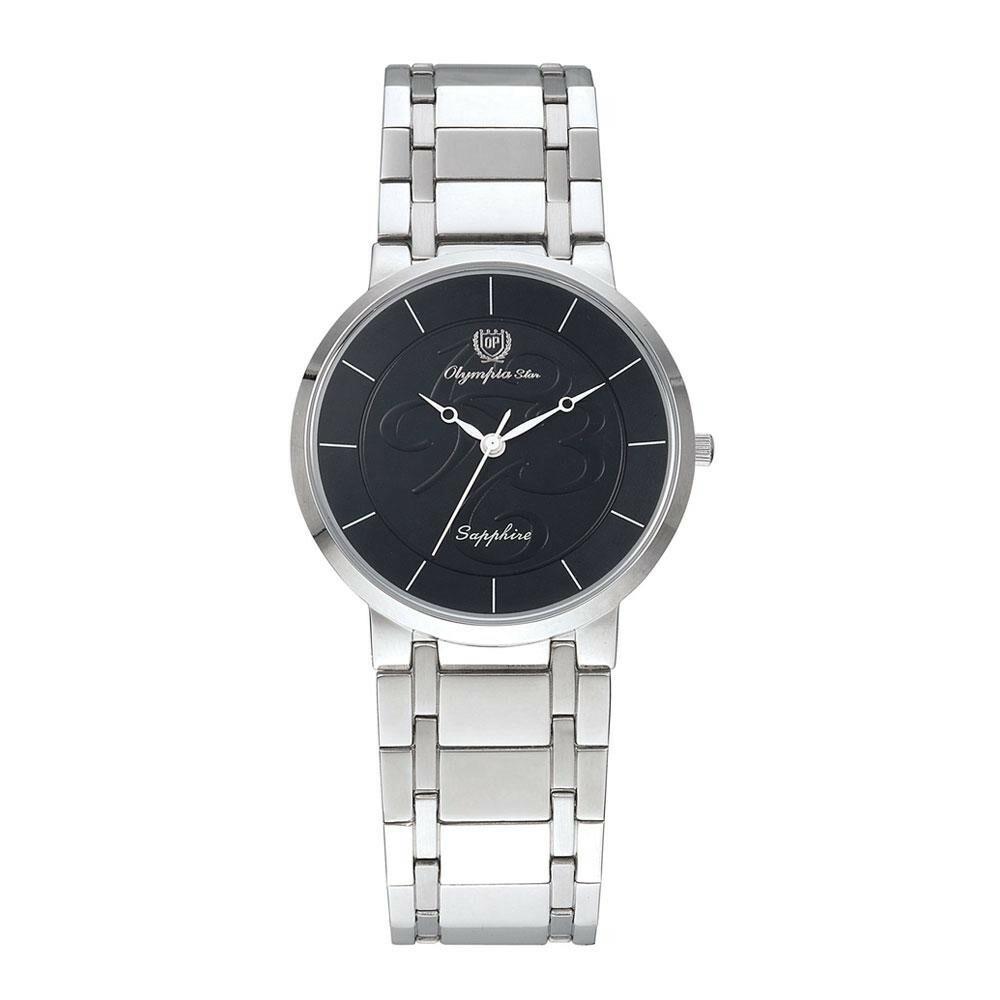 OLYMPIA STAR(オリンピア スター) メンズ 腕時計 OP-58037MS-1「通販百貨 Happy Puppy」