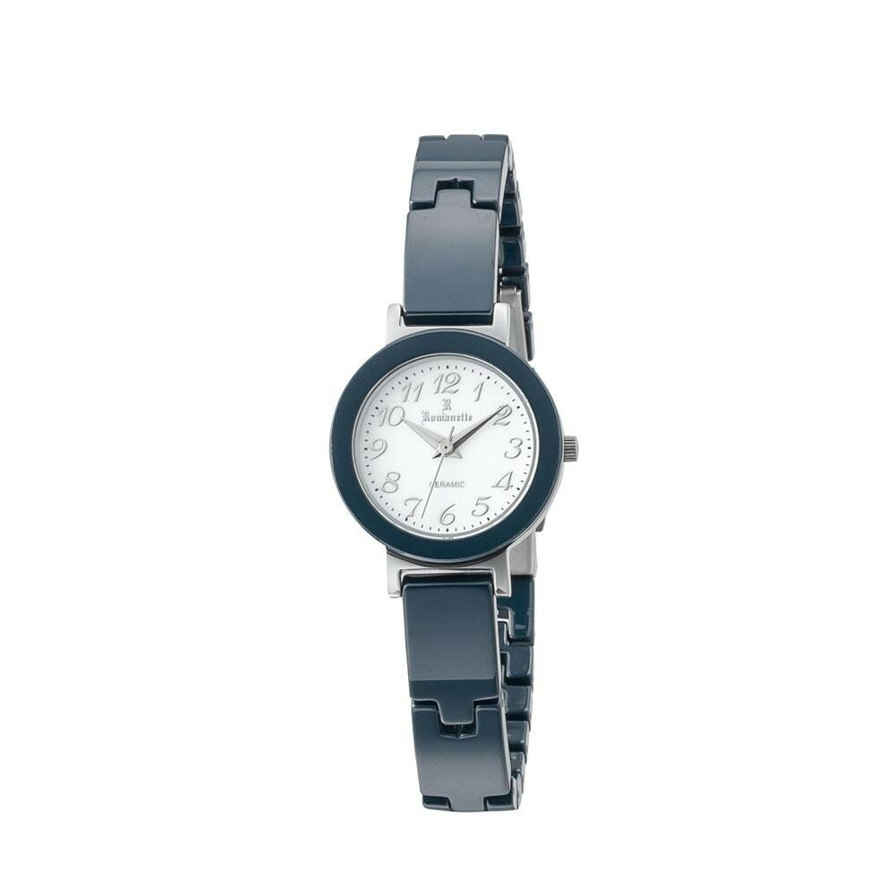 ROMANETTE(ロマネッティ) レディース 腕時計 RE-3531L-04「通販百貨 Happy Puppy」