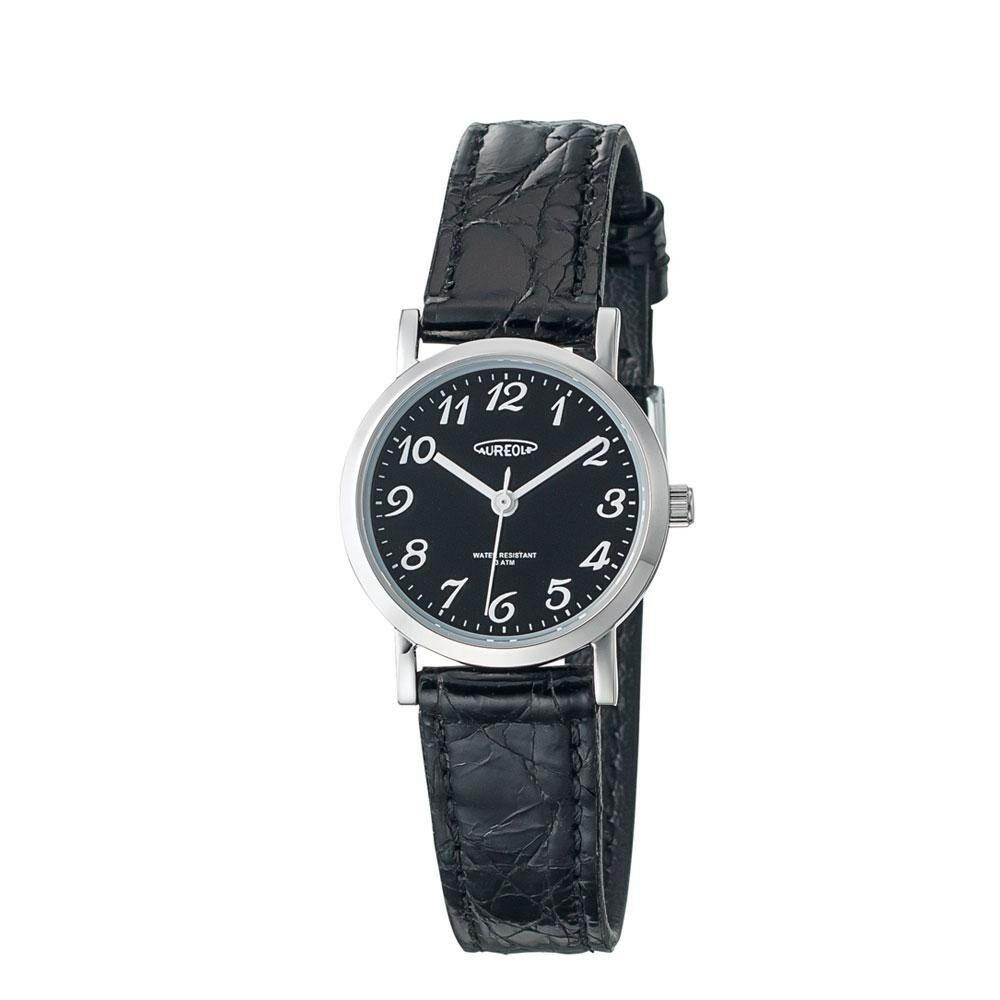 AUREOLE(オレオール) ドレス レディース 腕時計 SW-613L-04「通販百貨 Happy Puppy」