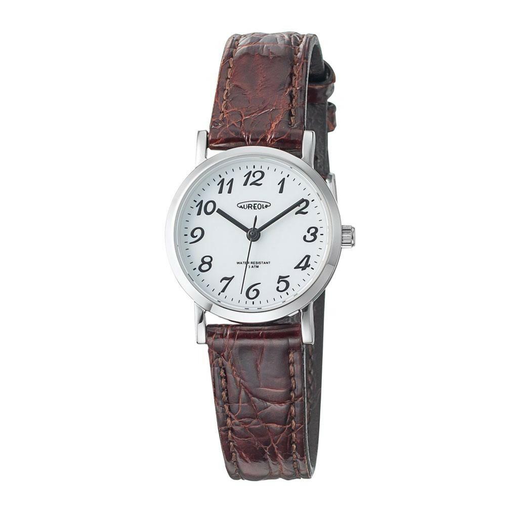 AUREOLE(オレオール) ドレス レディース 腕時計 SW-613L-05「通販百貨 Happy Puppy」