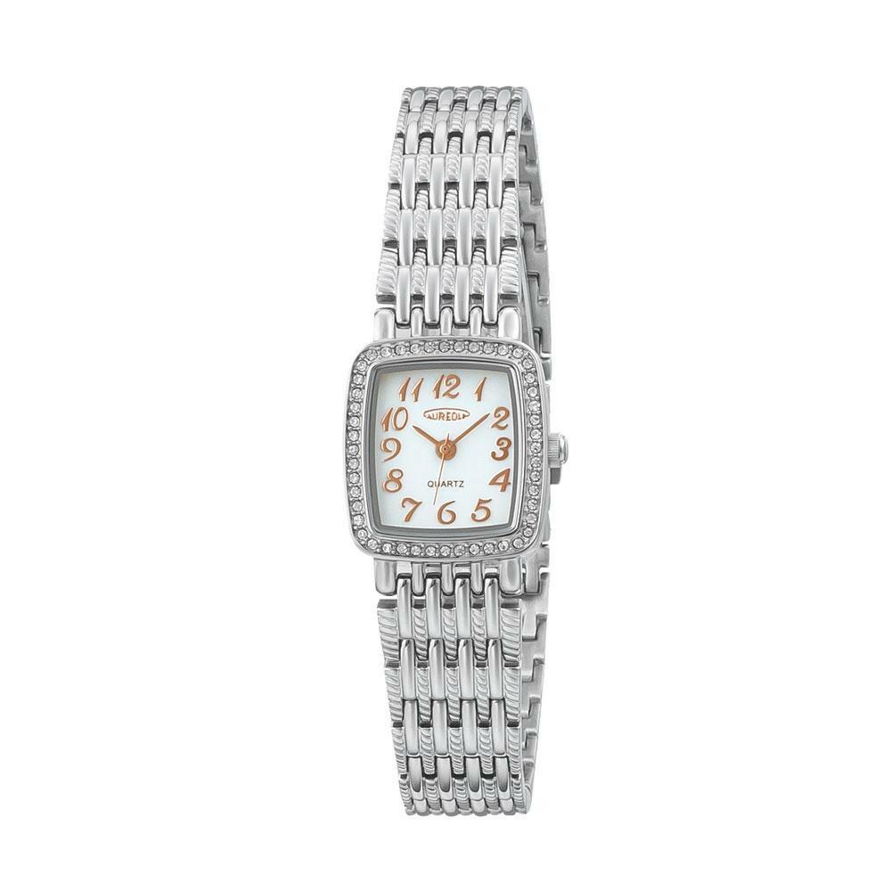 AUREOLE(オレオール) レディ レディース 腕時計 SW-609L-04「通販百貨 Happy Puppy」