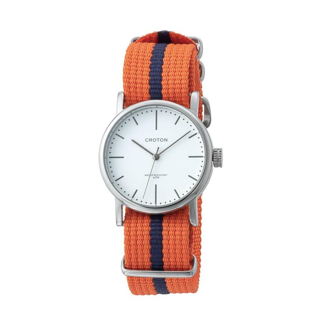 CROTON(クロトン) メンズ 腕時計 RT-173M-03「通販百貨 Happy Puppy」