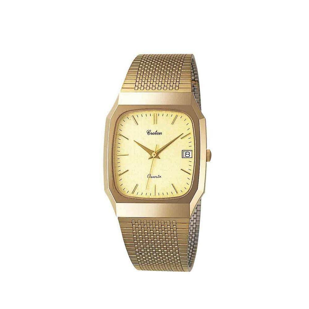 CROTON(クロトン) 日本製 メンズ 腕時計 RT-174M-02「通販百貨 Happy Puppy」