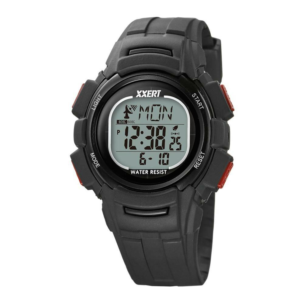 電波ソーラーウォッチ 腕時計 ブラック XXW-503 BK「通販百貨 Happy Puppy」