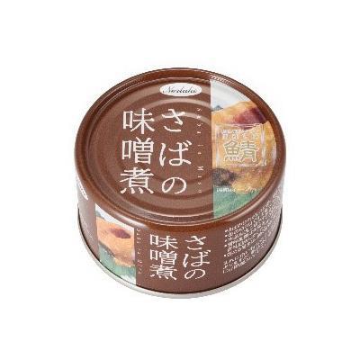Norlake(ノルレェイク) さば缶詰 味噌煮 EPA・DHAパワー (国産鯖使用) 190g×48缶「通販百貨 Happy Puppy」