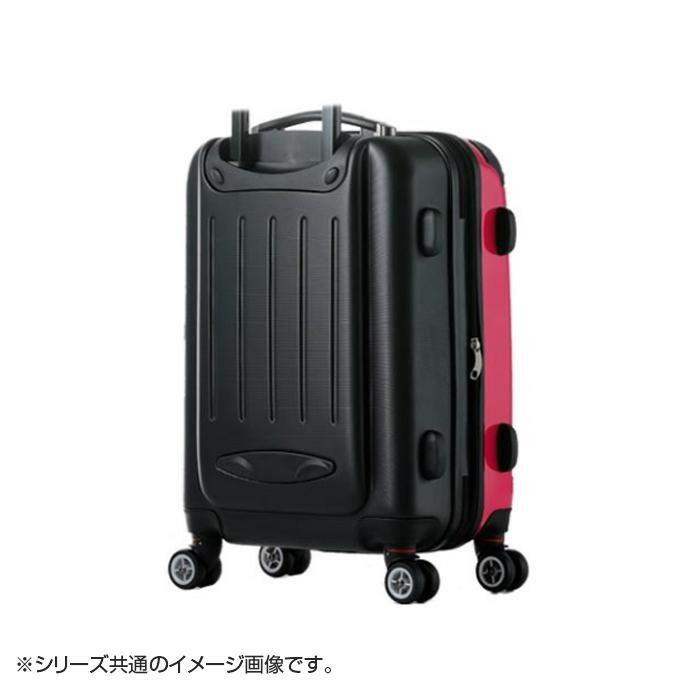 スーツケース Combined Expandable Zipper 67〜77L 80063 マゼンタ「通販百貨 Happy Puppy」