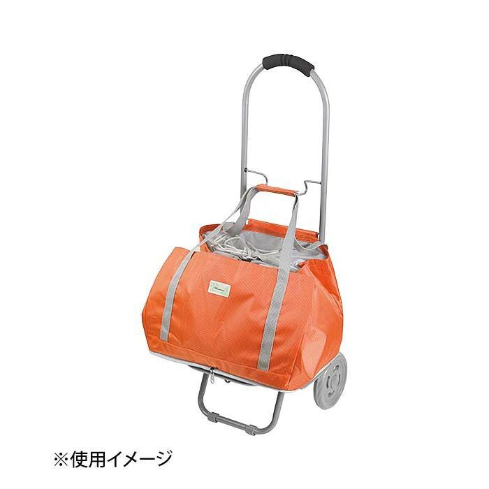 CHARMISS レジカゴトート リップ オレンジ 15-5030-33「通販百貨 Happy Puppy」