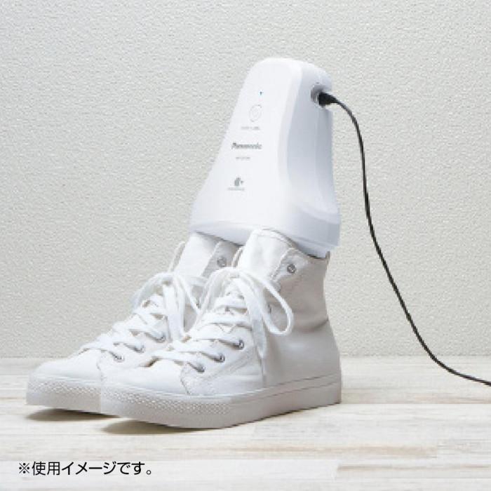 パナソニック 靴脱臭機 MS-DS100-H 2201-114「通販百貨 Happy Puppy」