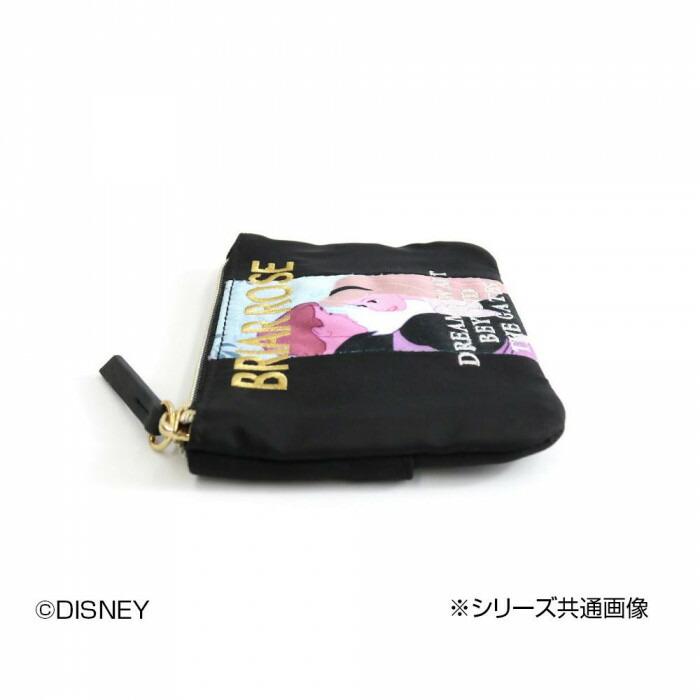 ACCOMMODE アコモデ Disney ディズニー/グラフィック ティッシュポーチ PI D-XB1212「通販百貨 Happy Puppy」