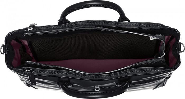日本製 EVERWIN(エバウィン) ビジネスバッグ ブリーフケース ナポリ 21599 ブラック(246900)