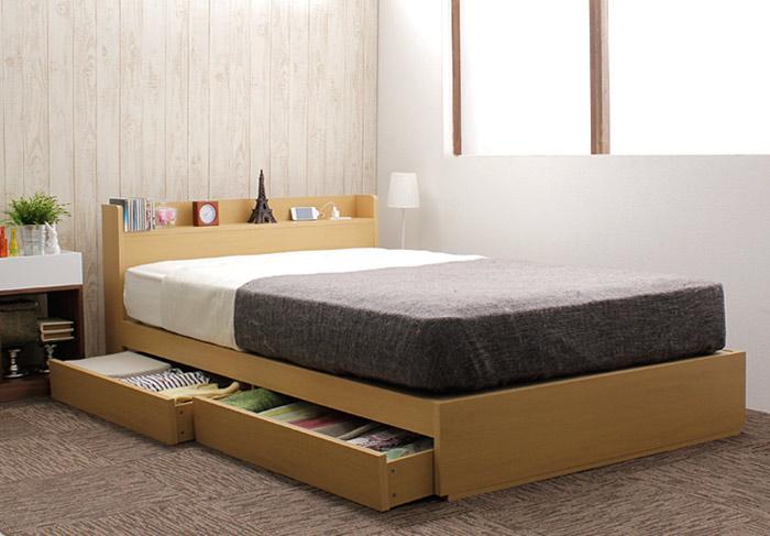 シンプルベッド
