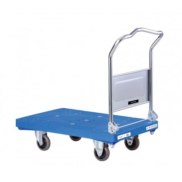 【送料無料】花岡車輌 プラスチック台車※折り畳み式 605×905 UPA-LSC