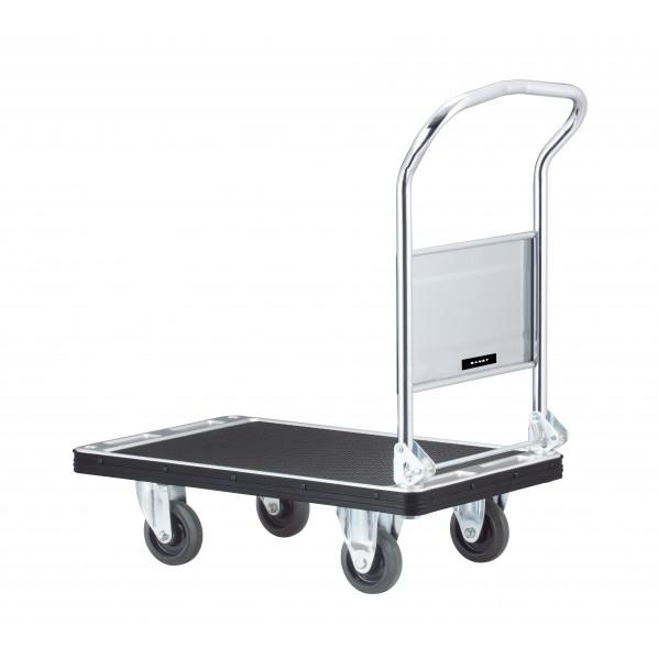 【送料無料】花岡車輌 スチール台車※折り畳み式 500×800 UDH-LSC