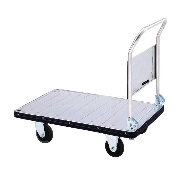 【送料無料】花岡車輌 ステンレス台車※折り畳み式 600×900 SA-LSC