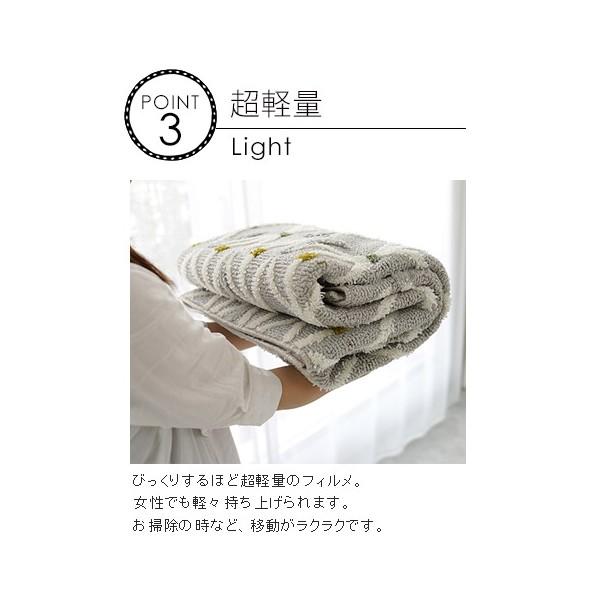 洗えるラグ フィルメ