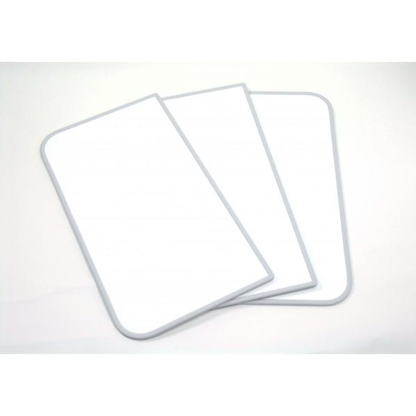 【送料無料】東プレ 風呂ふた 組み合わせ式 センセーション(3枚割) ホワイト/ホワイト 68×118cm U12