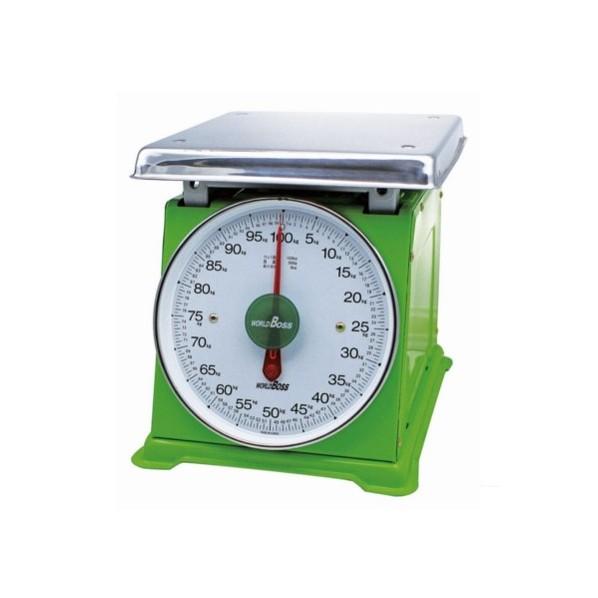 【送料無料】高森コーキ 高森コーキ特大型上皿自動秤 WorldBoss TOUGH 100kg HA-100N デジタルはかり 1本
