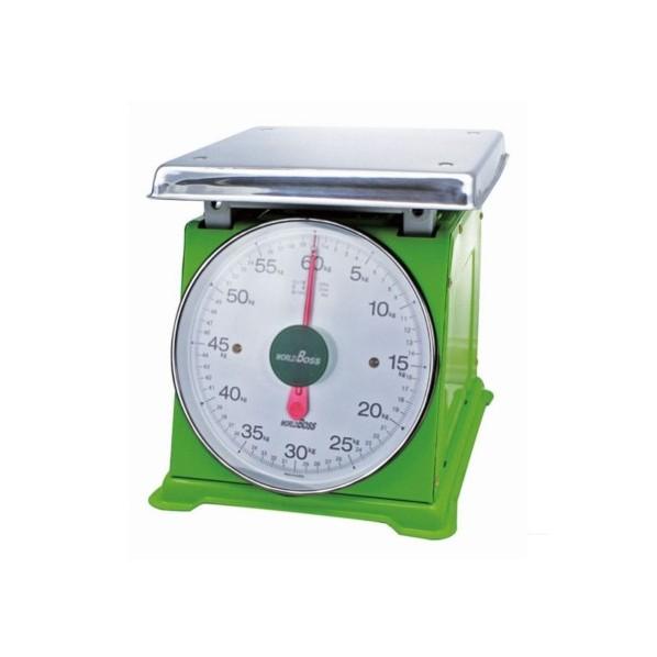 【送料無料】高森コーキ 高森コーキ特大型上皿自動秤 WorldBoss TOUGH 60kg HA-60N デジタルはかり 1本