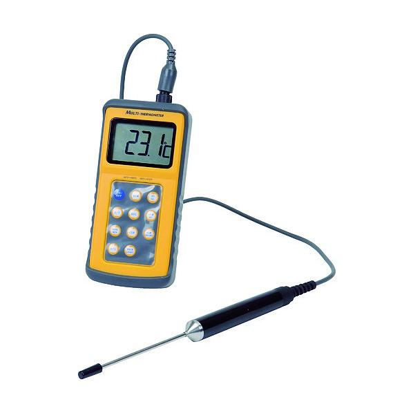 【送料無料】トラスコ(TRUSCO) 防水型デジタル温度計 367 x 150 x 127 mm TCT-430WR 1