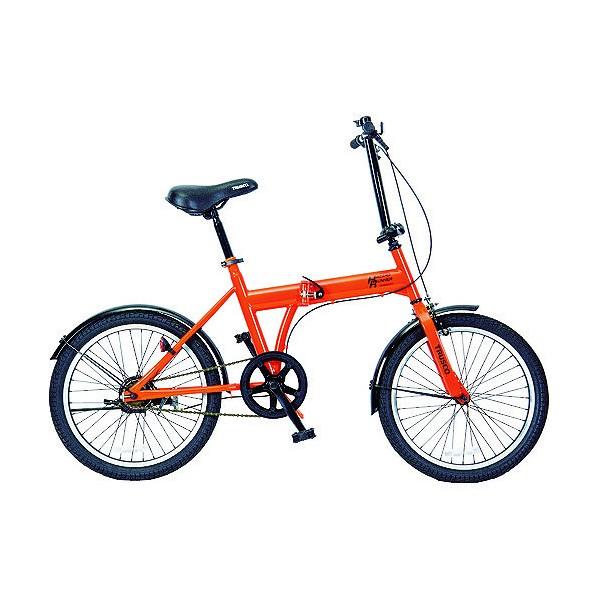 【送料無料】トラスコ(TRUSCO) 構内・災害時用ノーパンク自転車ハザードランナー20インチ 865 x 375 x 665 mm THR5520