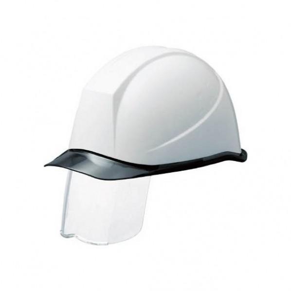【送料無料】ミドリ安全 PC製ヘルメットスライダー面付透明バイザー 319 x 229 x 181 mm SC-11PCLSRA-KP-W/S 1