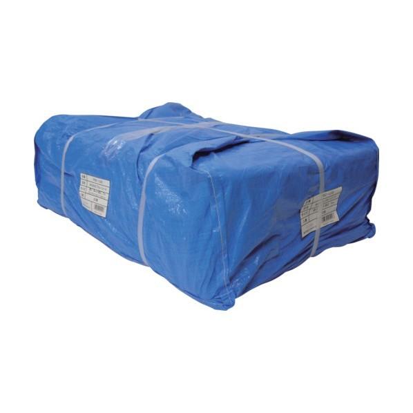 【送料無料】ユタカメイク ユタカシート#3000ブルーシート大畳み1.8m×2.7m(20枚入) PBZ-L02
