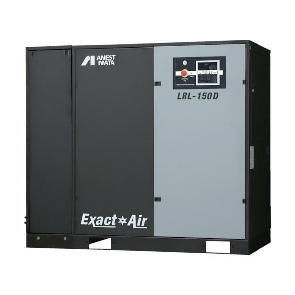 【送料無料】アネスト岩田 給油式スクリューコンプレッサD付き50Hz22kW LRL-220DM5