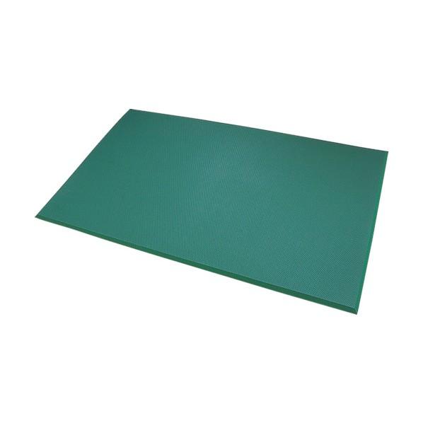 足腰マット穴なしLサイズグリーン
