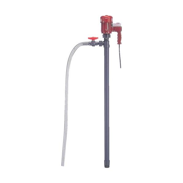 電動式ハンディポンプ(PP製、高揚程)