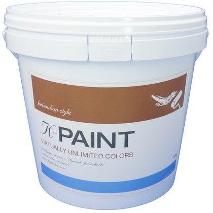 K-PAINT 珪藻土塗料