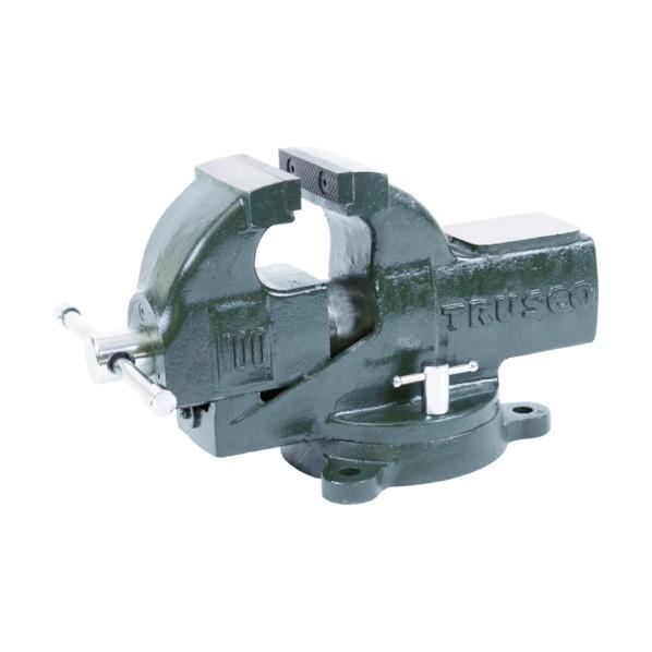 【送料無料】トラスコ(TRUSCO) 強力アプライトバイス(回転台付タイプ)100mm 390 x 251 x 260 mm TSRV-100 1
