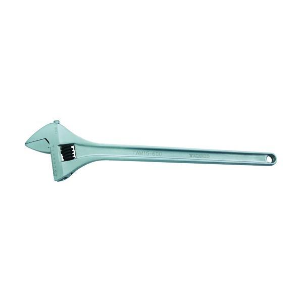 【送料無料】トラスコ(TRUSCO) ワイドモンキーレンチ15°タイプ600mm 640 x 160 x 40 mm TWM15-600 1