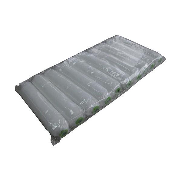トラスコ(TRUSCO) TRUSCOまとめ買いマイクロファイバーローラー万能用6インチ10本入 351 x 165 x 38 mm TMFR-136-10