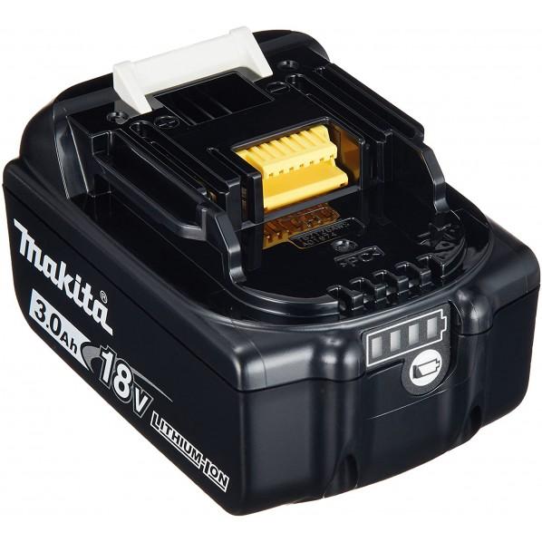 【送料無料】マキタ(makita) 純正品 リチウムイオンバッテリ・電池パックBL1830B18V BL1830B