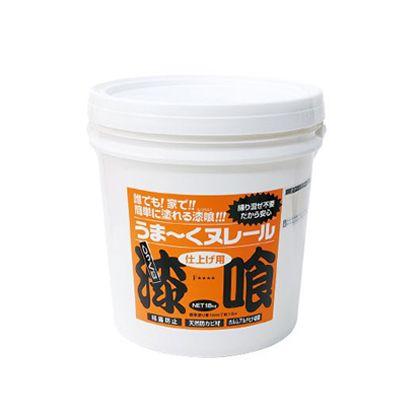 【送料無料】日本プラスター うま〜くヌレール 漆喰 みず色 18kg 12UN30 うまくぬれーる 漆喰 粉 DIY 外壁 塗装 簡単
